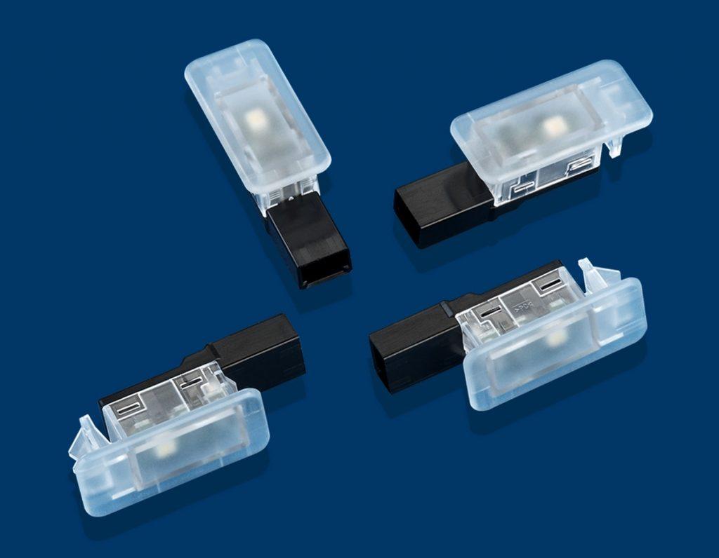 MENTOR Automotive Lichtlösungen Ablagefachbeleuchtung, Handschuhfach