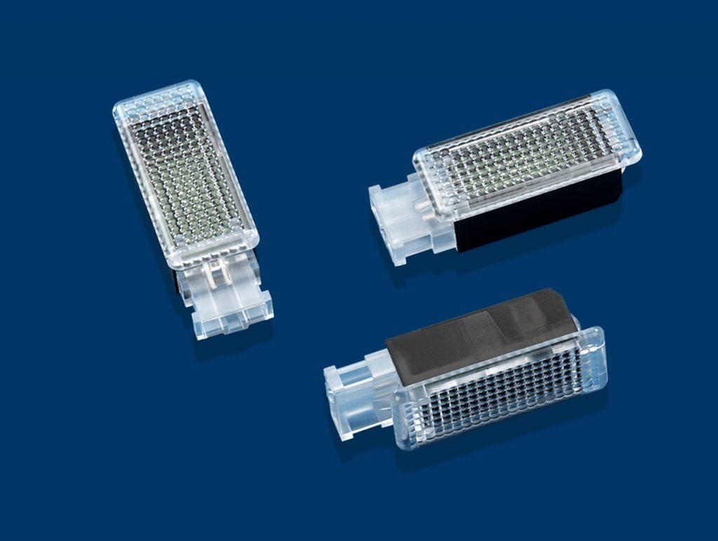 MENTOR Automotive Lichtlösungen Fußraumleuchten_1