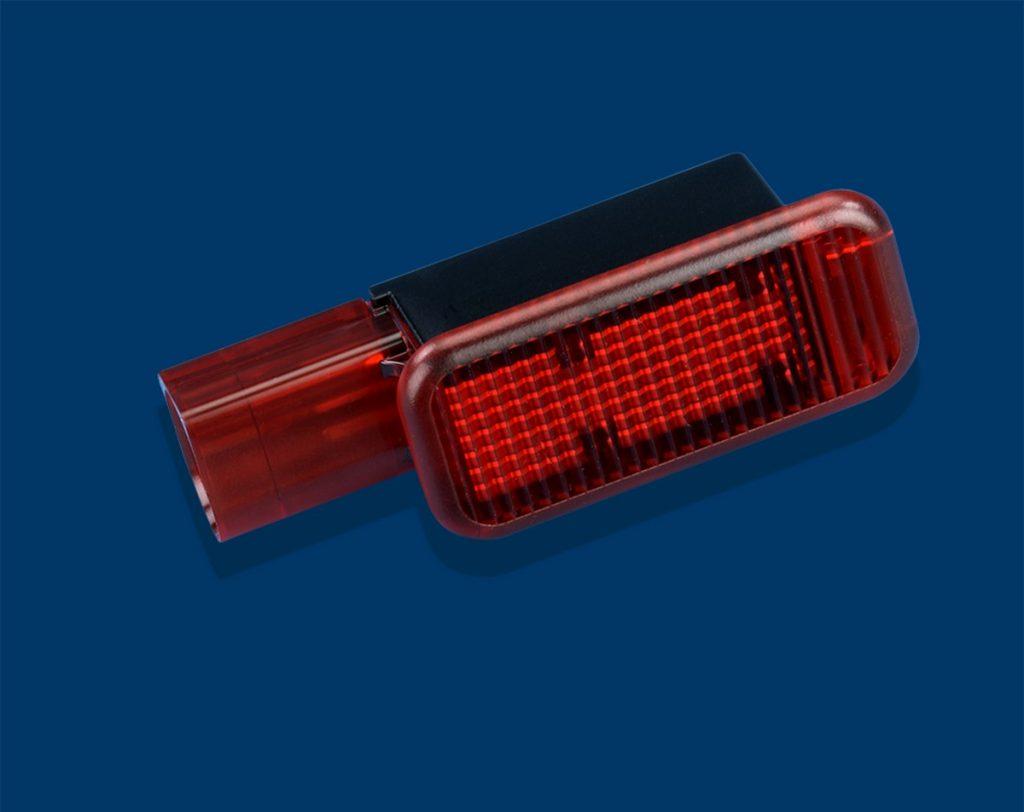 MENTOR Automotive Lichtlösungen Türwarnleuchte