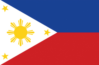 Flagge_Philippinen