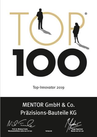 MENTOR_PR_TOP100_Innovationsfuehrer2019_DE_02