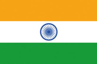 Flagge_Indien