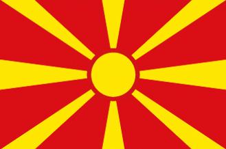 Flagge_Mazedonien