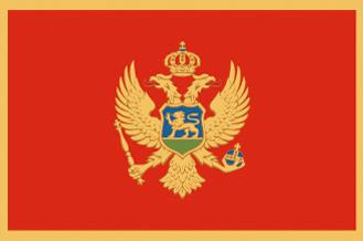 Flagge_Montenegro