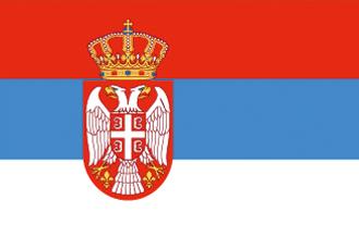 Flagge_Serbien