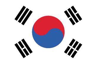 Flagge_Sued-Korea