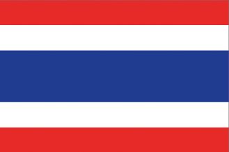 Flagge_Thailand